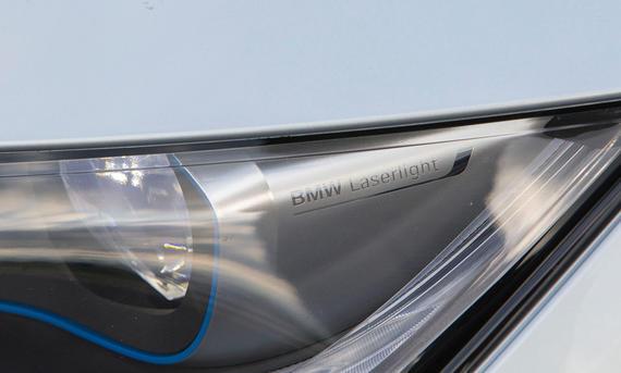 Lichttest Service Ratgeber BMW i8 LED Laser Vergleich