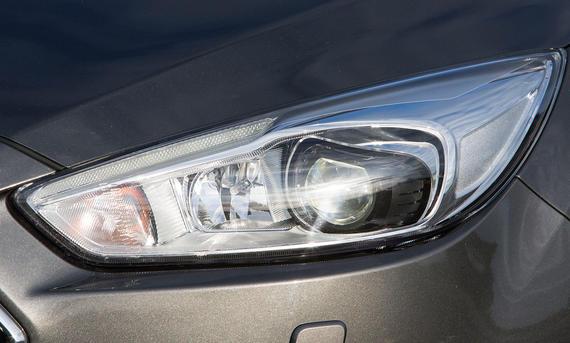 Lichttest Service Ratgeber Ford Focus Xenon Vergleich