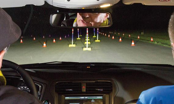 Lichttest Service Ratgeber Ford Mondeo LED Vergleich