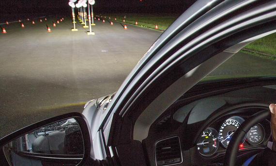 Lichttest Service Ratgeber Mazda CX-5 LED Vergleich