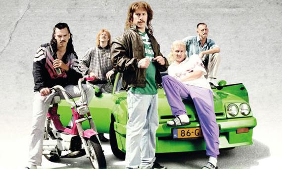 """Opel Manta B aus """"New Kids Turbo"""""""