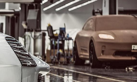 Porsche Macan Elektro (2022)