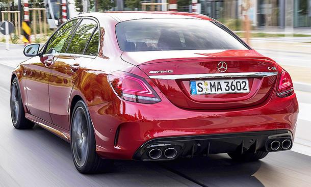 Mercedes-AMG C 43 Facelift