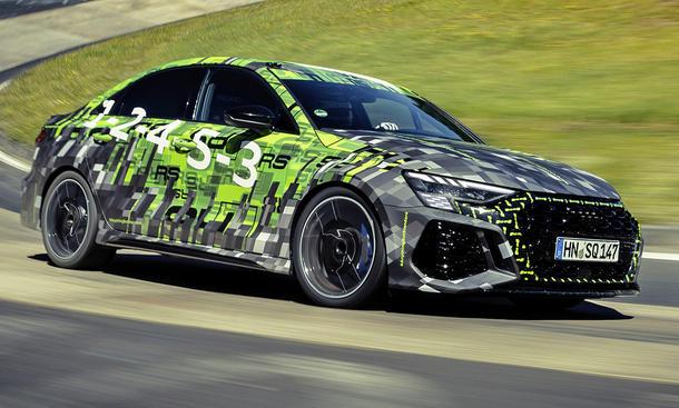 Audi RS 3 (2021)
