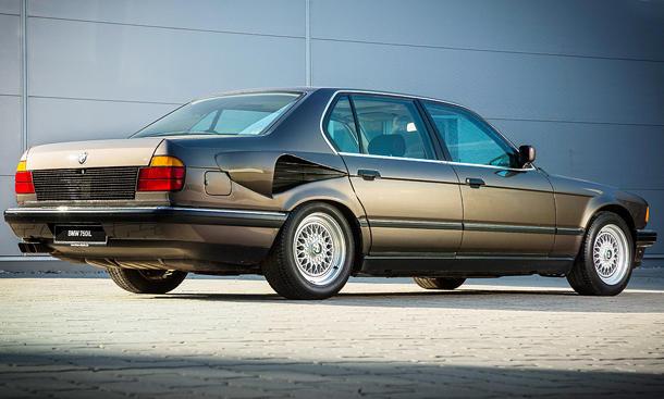 BMW 767li