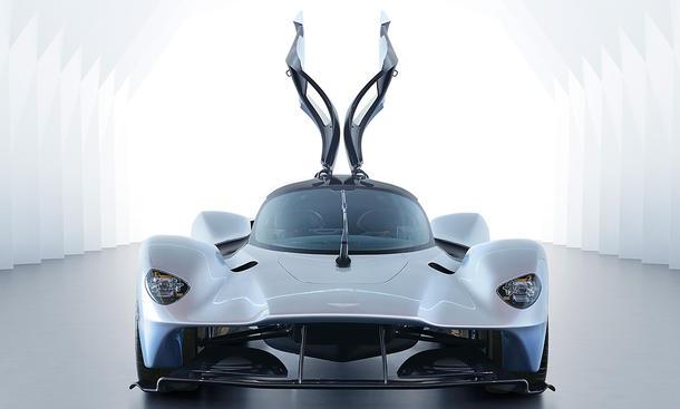 Aston Martin Valkyrie (2019)