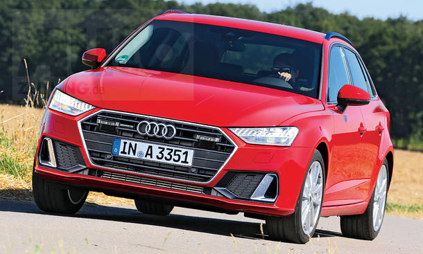 Audi A3 2019 Technische Details