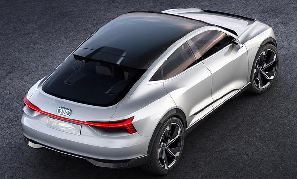 Audi e-tron Sportback Concept (2019)