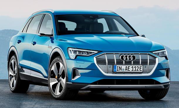 Audi e-tron (2018)