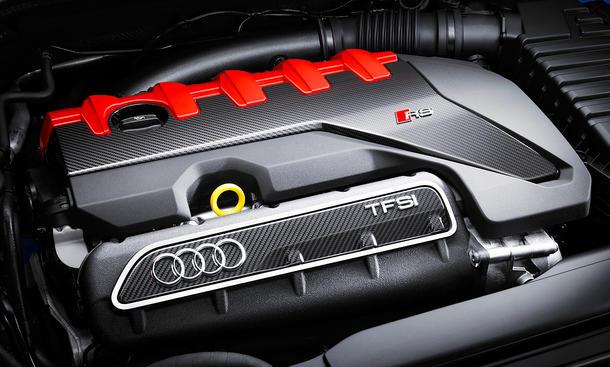 Fünfzylinder-Motoren