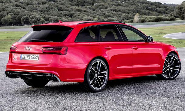 Audi RS 6 Avant Facelift (2015)
