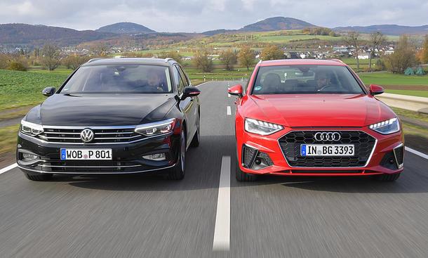 Audi A4 Avant/VW Passat
