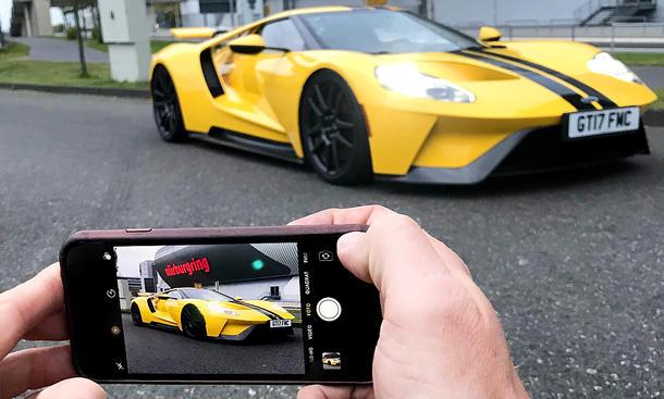 Autos richtig fotografieren (Ratgeber)