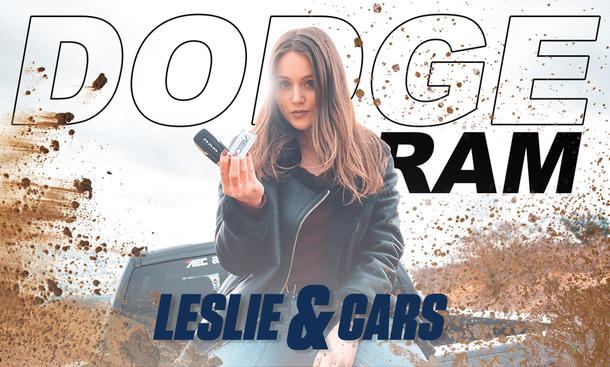 AEC Ram 1500 (2020): Leslie & Cars