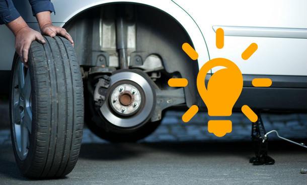 Tipp zum Reifenwechsel