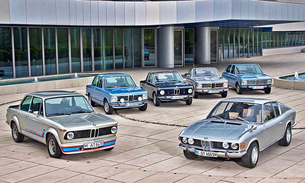 BMW 1600/1802/2002/2002 turbo/GT4 Frua: Classic Cars