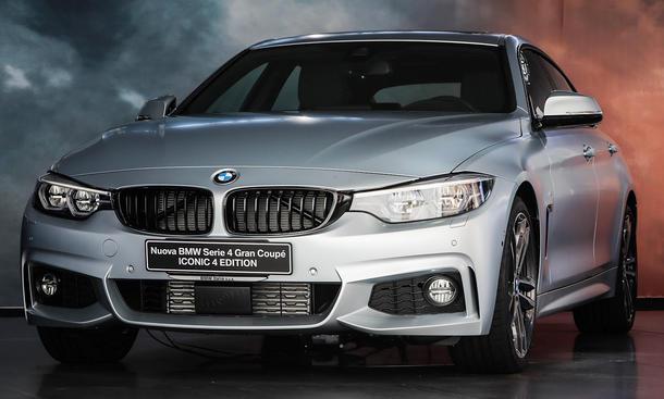"BMW 4er Gran Coupé ""Iconic 4 Edition"""