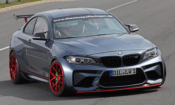 BMW M2 von Lightweight Performance