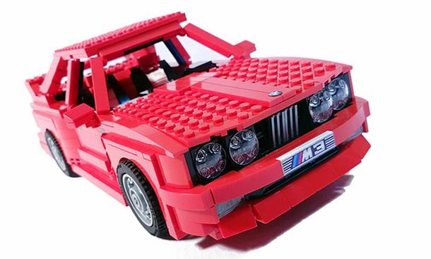 BMW M3 (E30) aus Lego