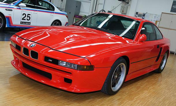 BMW M8 (E31