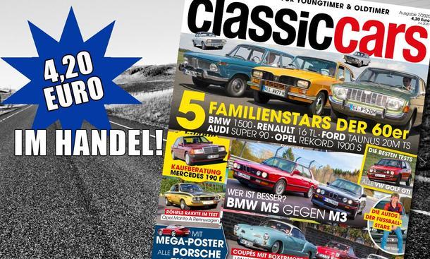 AUTO ZEITUNG Classic Cars 07/20