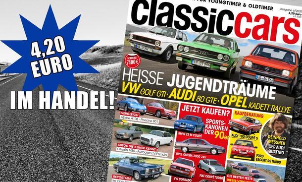 AUTO ZEITUNG Classic Cars 06/20