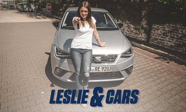 Seat Ibiza TGI (2019) Check: Leslie & Cars