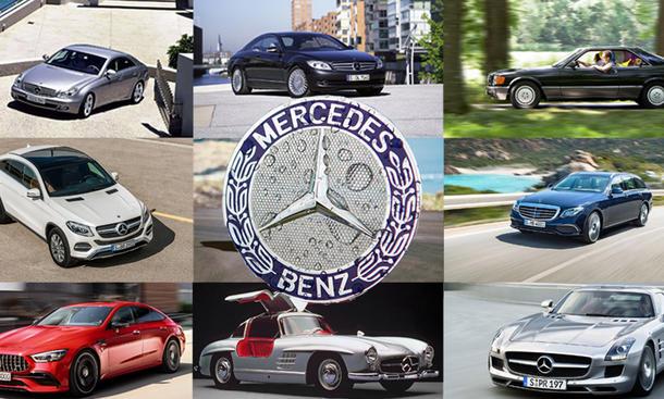 Mercedes-Werkscodes: Quiz
