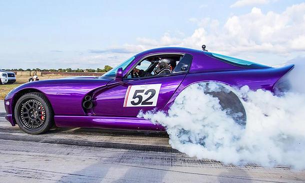 "Dodge Viper ""Barney"" von D3 Performance"