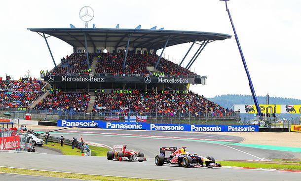 Formel 1 2020: Nürburgring