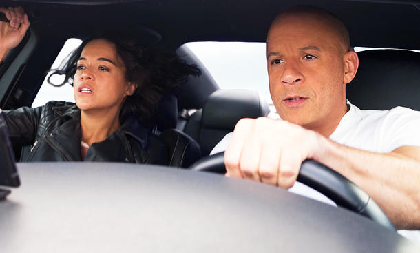 """""""Fast and Furious 9"""""""
