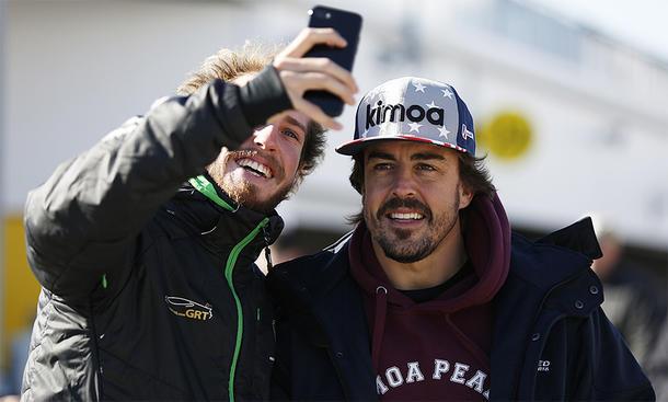 Fernando Alonso (Daytona 2018)