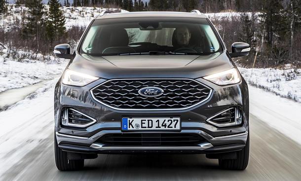 Ford Edge Facelift (2019)
