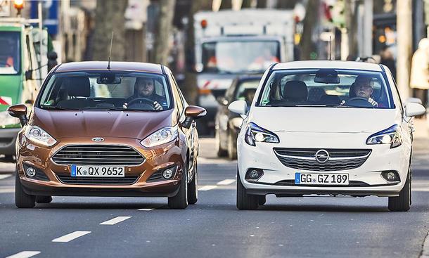 Ford Fiesta/Opel Corsa