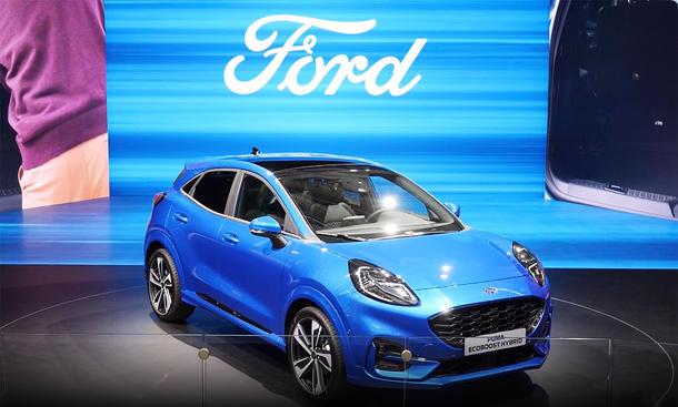 Ford auf der IAA 2019