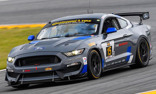 Ford Mustang GT4 (2016)
