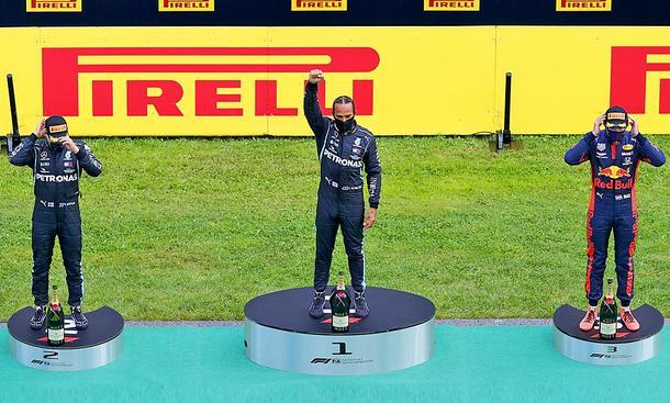 Formel 1 2020: Steiermark