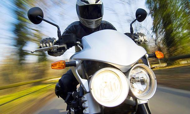 Führerschein Klasse A (Motorrad)