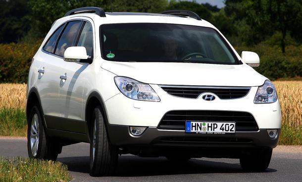 Im Test: der Hyundai ix55 3.0 V6 CRDi