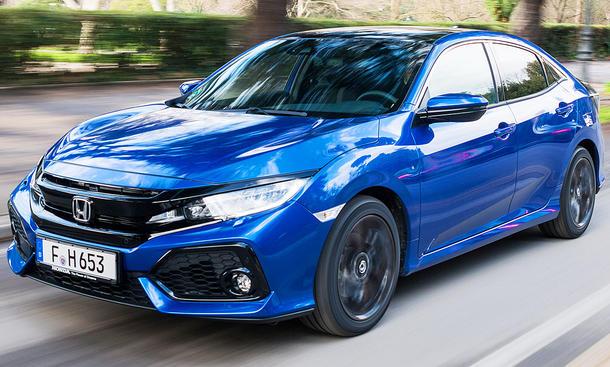 Honda Civic 1.6i-DTEC