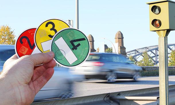 Diesel-Fahrverbot: Kennzeichenüberwachung