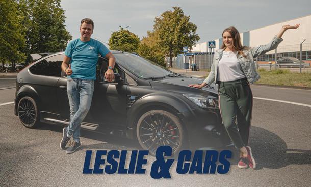 Sim-Racing bei Fordzilla: Leslie & Cars