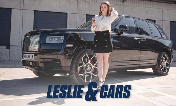Rolls-Royce Cullinan (2019) Check: Leslie & Cars