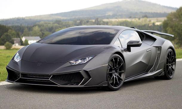 Lamborghini Huracán Torofeo