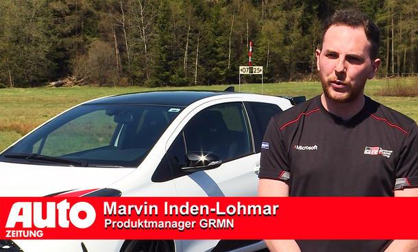Toyota Yaris GRMN (2017): Video