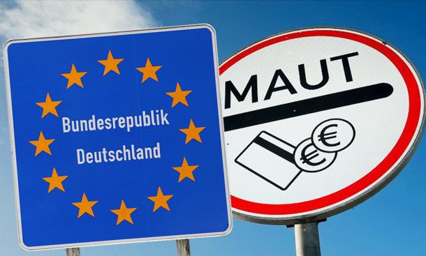 Pkw-Maut Deutschland