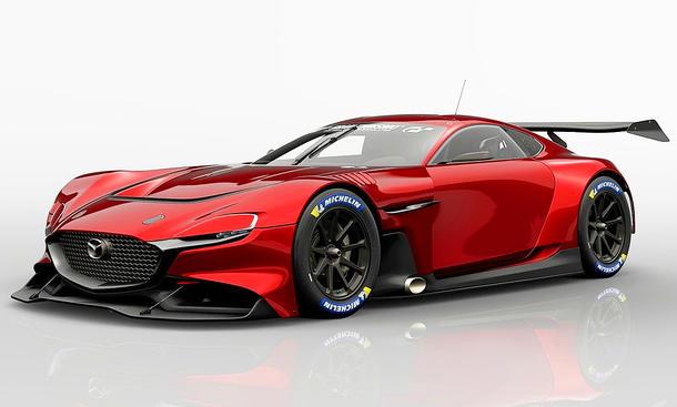 Mazda RX Vision GT3 (2020)