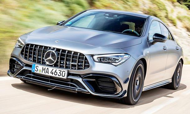 Mercedes-AMG A 45 S (2019) Fahrbericht