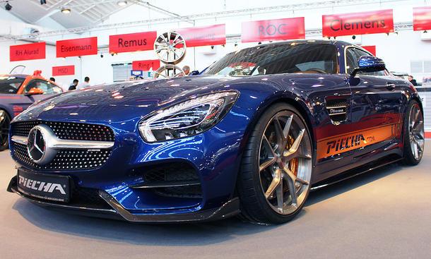 Mercedes-AMG GT S von Piecha