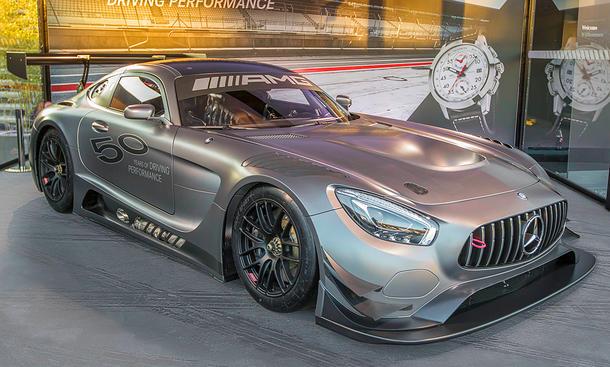 Mercedes-AMG GT3 Edition 50 (2017)